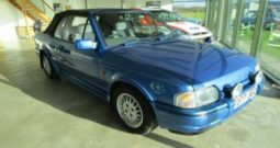 Ford Escort XR3i – Incredibly low miles !