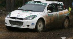 WRC '02 FORD FOCUS