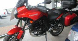 KAWASAKI KLE 650 A7F VERSYS MOTORCYCLE