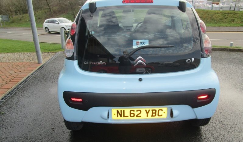 CITROEN  C1  VTR  3  DOOR HATCHBACK – VERY LOW MILEAGE ! full