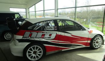 WRC  FORD  FOCUS – P.O.A. full
