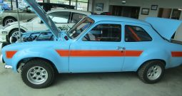 MK 1 FORD  ESCORT RALLY CAR