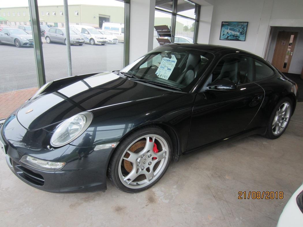 c51f17024 PORSCHE 911 CARRERA 2 S COUPE – P&R Benn