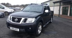 CLEARANCE – TRADE SALE TO CLEAR – NO VAT ! NISSAN NAVARA TEKNA D/C DCI
