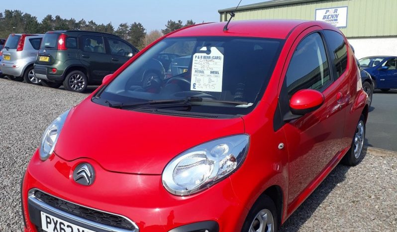 CITROEN C1 VTR+ 3 DR HATCHBACK full