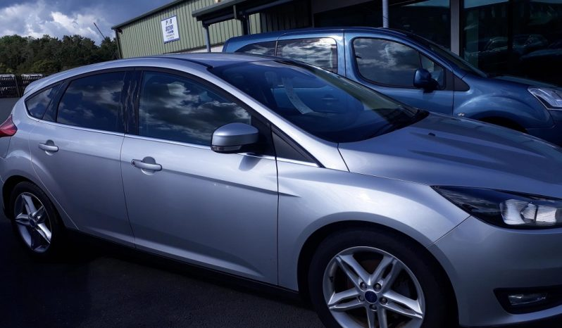 FORD  FOCUS  TDCI  ZETEC full