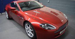 ASTON MARTIN VANTAGE  4.3 V8 (TORRO RED)