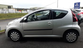 PEUGEOT  107  ACTIVE  S-A full