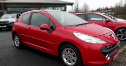 PEUGEOT 207 M:PLAY  3 DOOR HATCHBACK