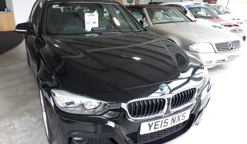 BMW  320 i  X DRIVE.  4  DOOR SALOON full