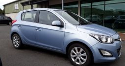 HYUNDAI  120  ACTIVE  5  DOOR HATCHBACK