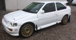 FORD ESCORT COSWORTH – GROUP A