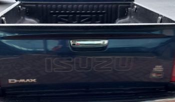 ISUZU  D-MAX  YUKON  PICK-UP  1898c.c. DIESEL  IN BLUE  25600 MILEAGE full