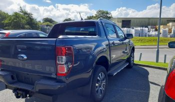 BRAND NEW….2021 FORD RANGER WILDTRAK ECOBLUE 4 X 4 A PICKUP TWIN CAB IN GREY.  1996c.c. DIESEL 37 MILES ONLY full